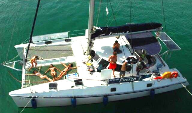 Catamaran trips in Murcia