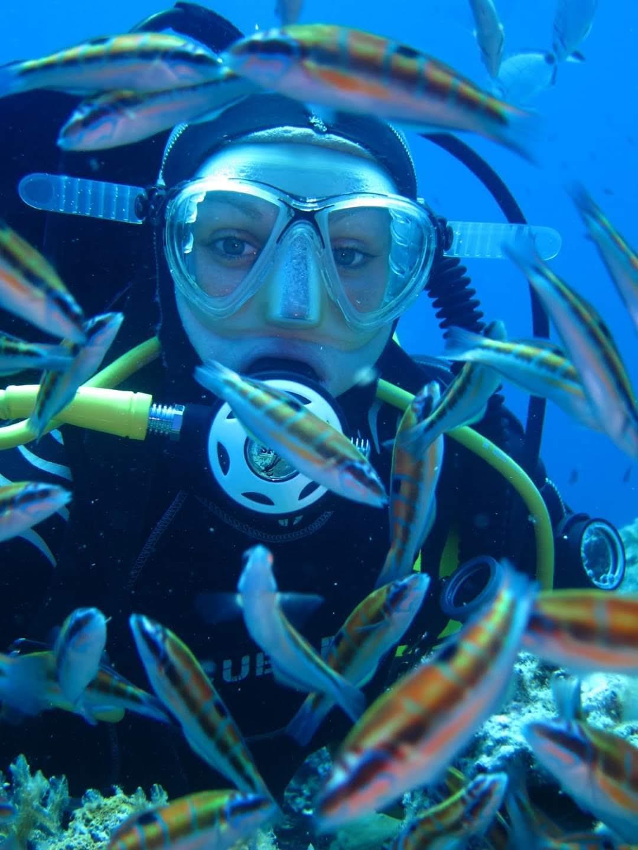Scuba diving in murcia